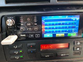 Radio pantalla