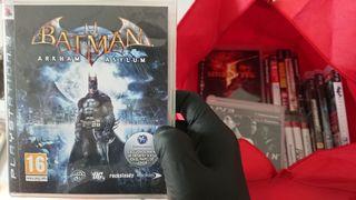 Juego Batman Arkham Asylum de Ps3