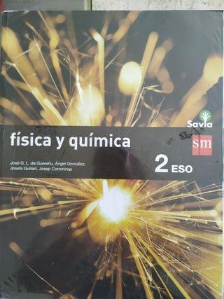 Libro Física y química. 2° ESO
