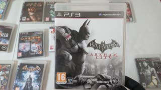 Juego Batman Arkham City de Ps3