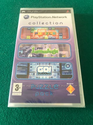 Network Collection Puzzle Pack. PSP