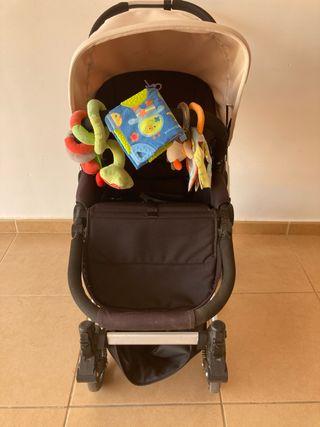 Carrito bebé Borsyno Baby