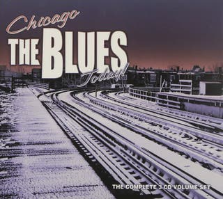Various Chicago / The Blues / Today! 3CD