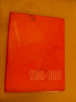 Original BL 1100-1300 workshop manual