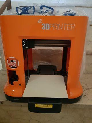 Impresora 3D modelo: XYZprinting da Vinci Mini W