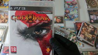 Juego God of War III de Ps3