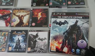 Juego Batman Arkham Origins de Ps3