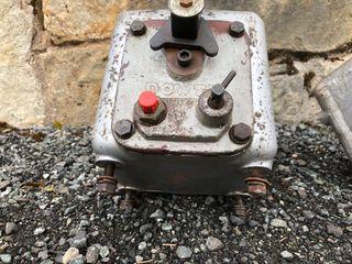 Dowty hydraulic hand pump