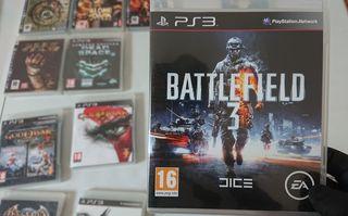 Juego Battlefield 3 de Ps3