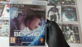 Juego Beyond Two Souls de Ps3