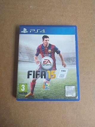 VIDEOJUEGO PS4 FIFA15