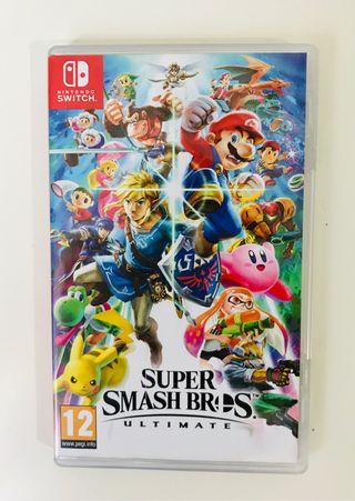 Súper Smash Bros - NUEVO!