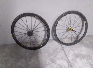 Ruedas completas bicicleta de carretera
