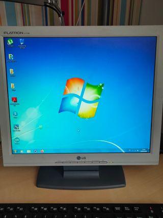 Monitor LG Flatron L1715S