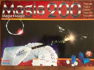 Juego nuevo sin estrenar magia 200