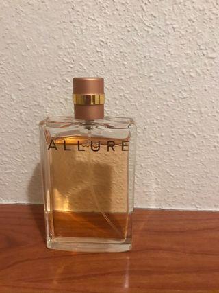 Perfume Allure CHANEL 100 ML mujer