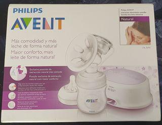 Philips Avent sacaleches eléctrico scf332/31