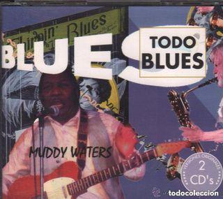Various Todo Blues 2CD