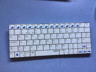 Teclado inalambrico bluetooth