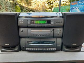 Equipo Sonido Samsung SCM-6700