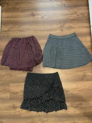 Faldas verano