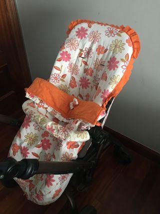 Saco bebé para silla jané