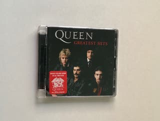 Cd Greatest Hits Queen