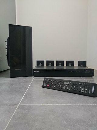 Home Cinema con DVD SAMSUNG