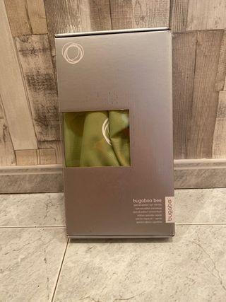 Capota bugaboo bee edición especial verde
