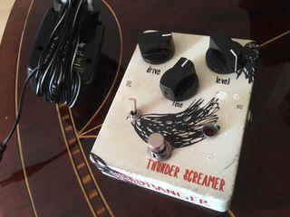 Pedal guitarra Thunder Screamer HEADBANGER