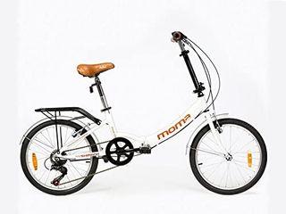 Dos bicicletas plegables Moma