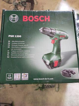 Taladro atornillador Bosch 1200