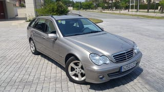 Mercedes Benz Clase C 2007 99.000km impecable