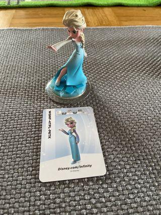 Figura Elsa de Frozen