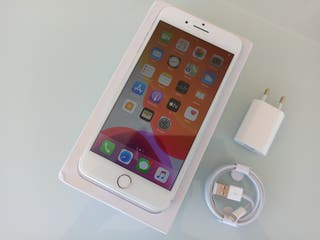 Apple iPhone 8 Plus 64GB plata LIBRE como nuevo