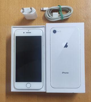 iPhone 8 Plata - 64 GB
