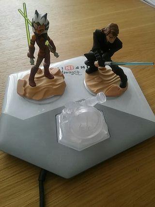 Disney infinity 3.0 Star Wars starter pack