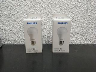 Bombillas inteligentes Philips- Xiaomi