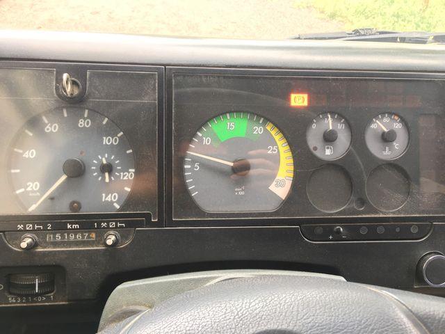 Mercedes-Benz VArio 1998