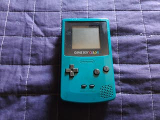GameBoy Color.
