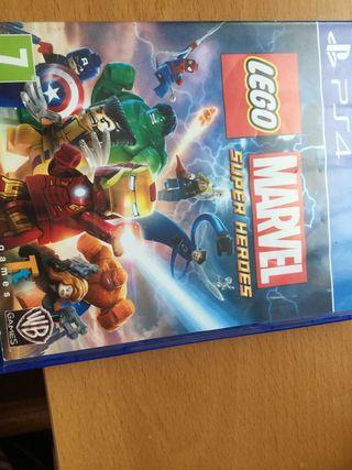 Lego Marvel play