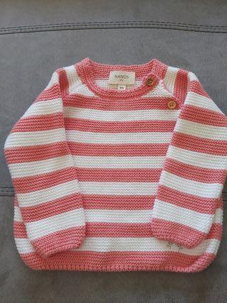 jersey nanos verano talla 9 meses