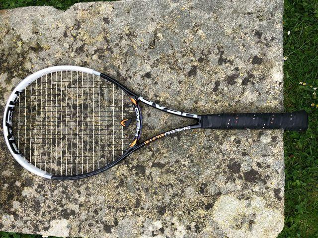 Raqueta Head Youtek ( regalo raqueta y raquetero)