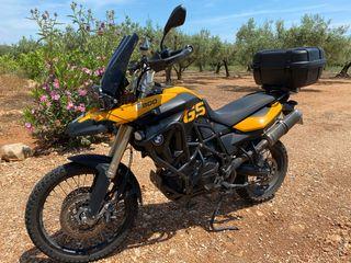 Moto Bmw Trail F800GS