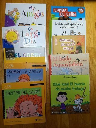 Libros infantiles primeros lectores