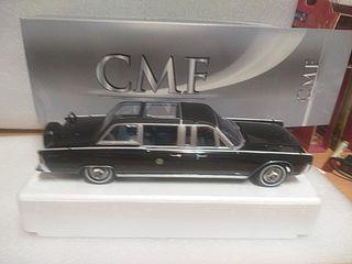 1/18 maqueta Lincoln Continental presidencial x100