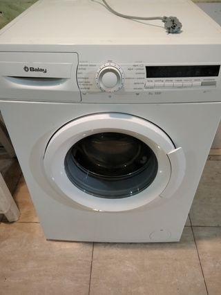 lavadora seminueva balay