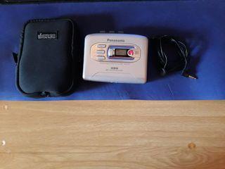 Walkman Radio-cassette Panasonic