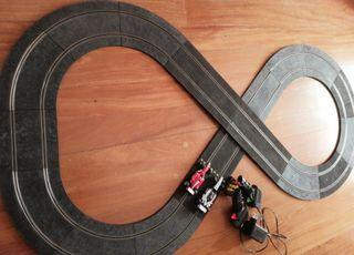 Scalextric circuito