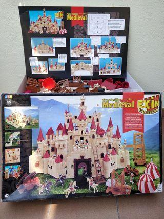 Gran Castillo Medieval, Exin Castillos.